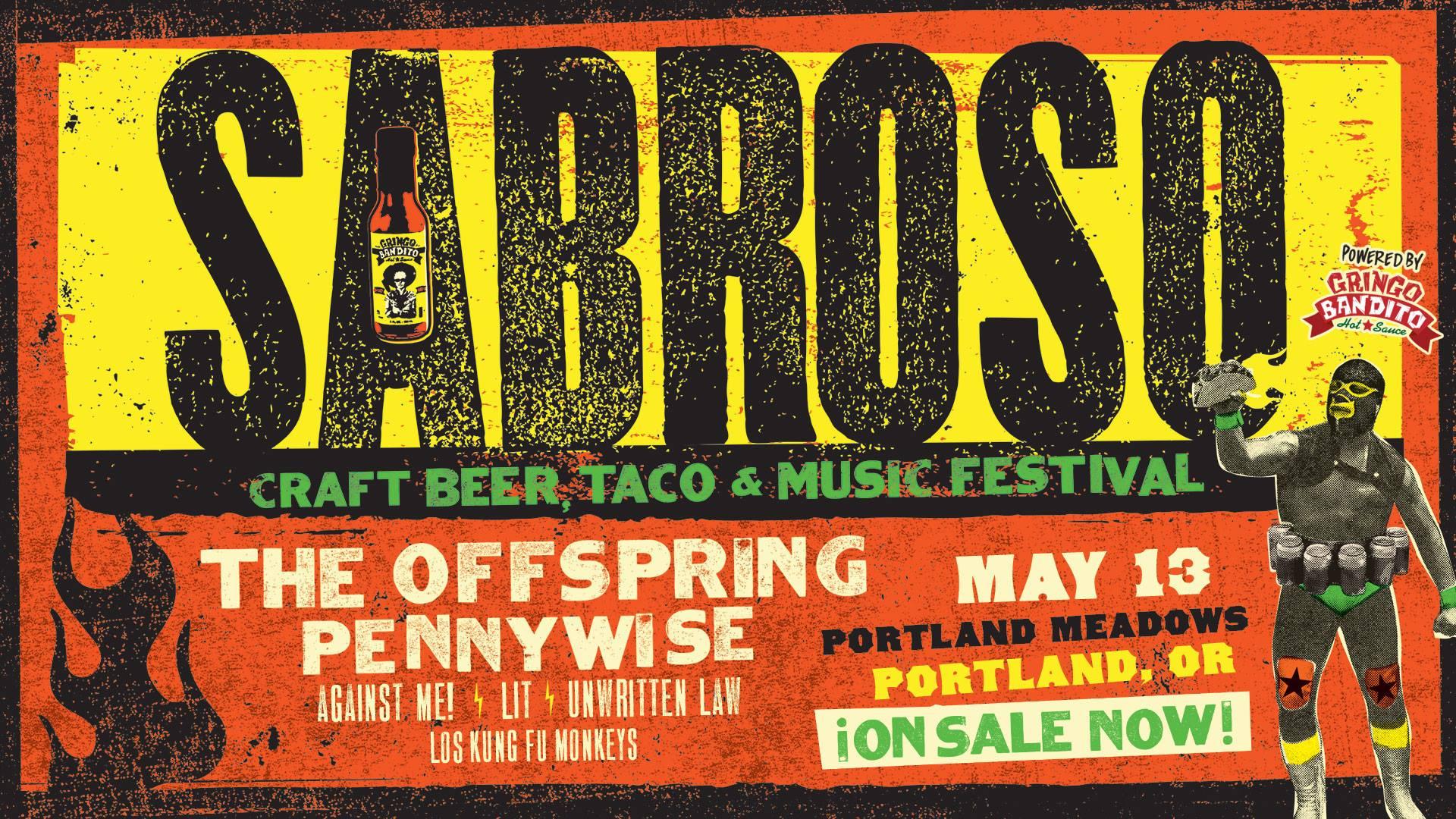Sabroso Craft Beer, Taco & Music Festival - Portland, Oregon - May 13, 2018