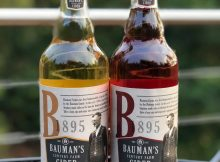 image of Bauman's Cider courtesy of IGNITE Beverage Branding