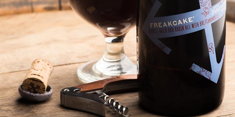 image of Freakcake courtesy of Crux Fermentation Project