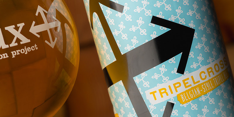 image of Tripelcross courtesy of Crux Fermentation Project