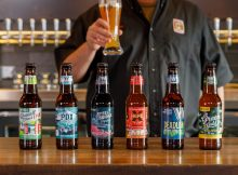 image of upcoming 2018 beer releases courtesy of Widmer Brothers Brewing