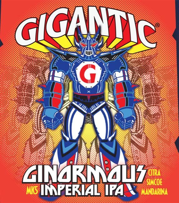 Gigantic Ginourmous MK5 Imperial IPA