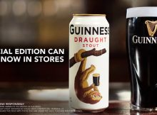 image of Guinness' new cans that feature the Kinkajou