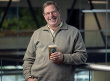 Marty Compton, Ninkasi Brewing's new Sales Director. (image courtesy of Ninkasi Brewing)