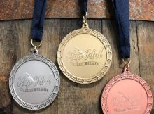 image of Hop Idol Medals courtesy of Reuben's Brews