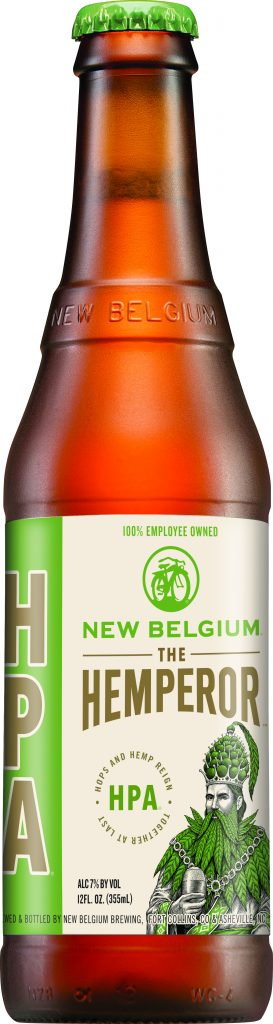 New Belgium The Hemperor HPA 12 ounce Bottle