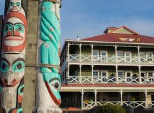 image of Kalama Harbor Lodge courtesy of McMenamins