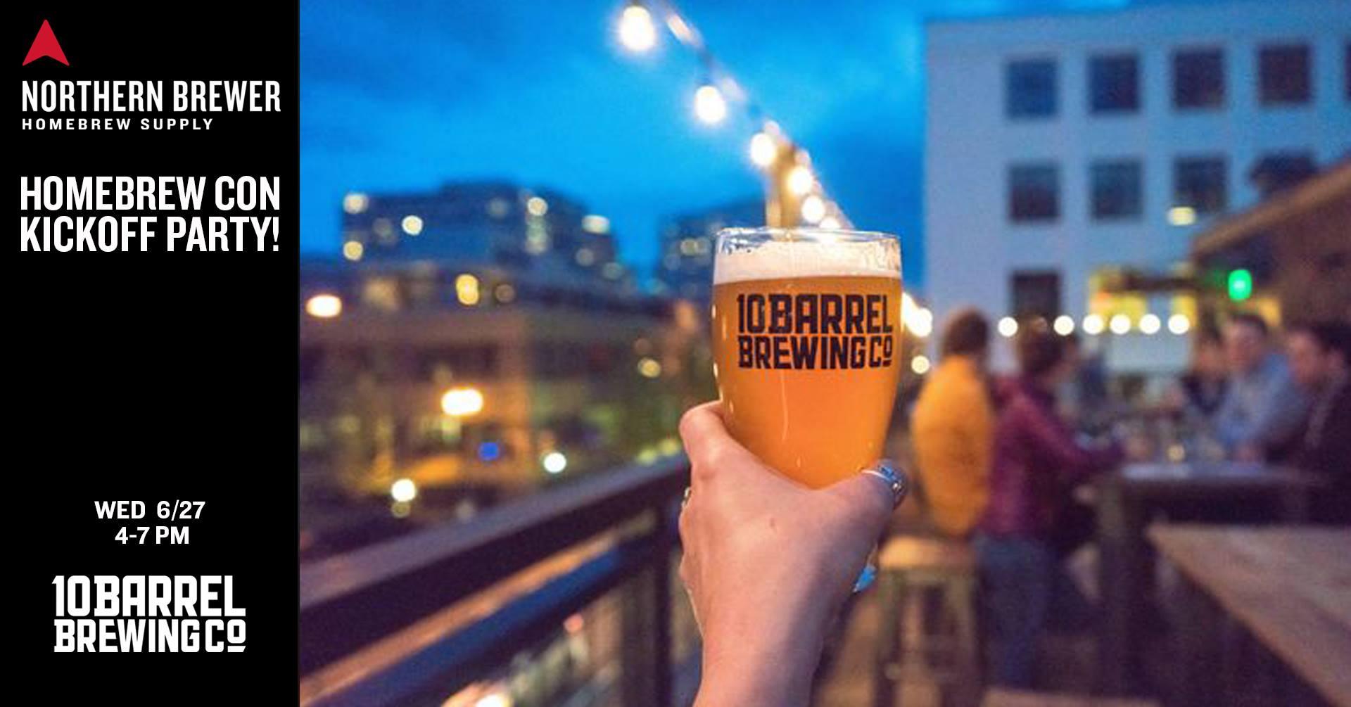 Portland Homebrew Con 2018 Beer Event Guide