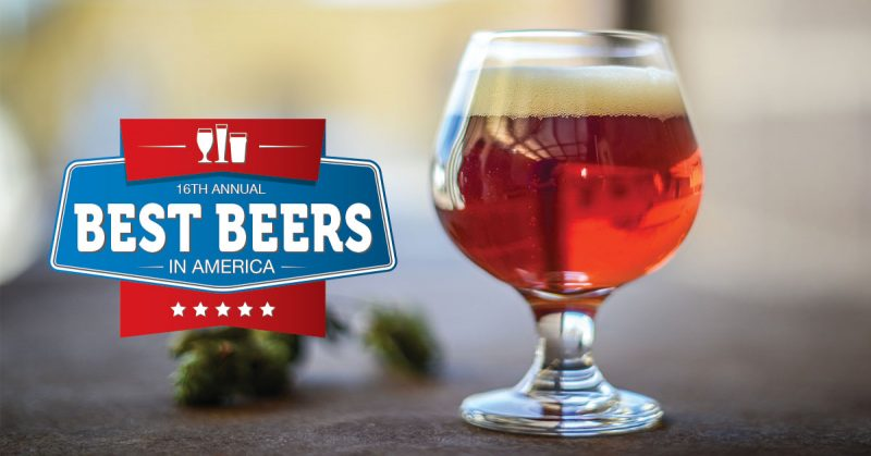 2018 Zymurgy's Best Beers in America Results