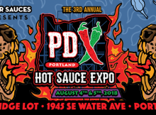 3rd Annual Portland Hot Sauce Expo - August 4-5, 2018