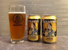 Melvin Brewing's new fundraising beer Your IPA.