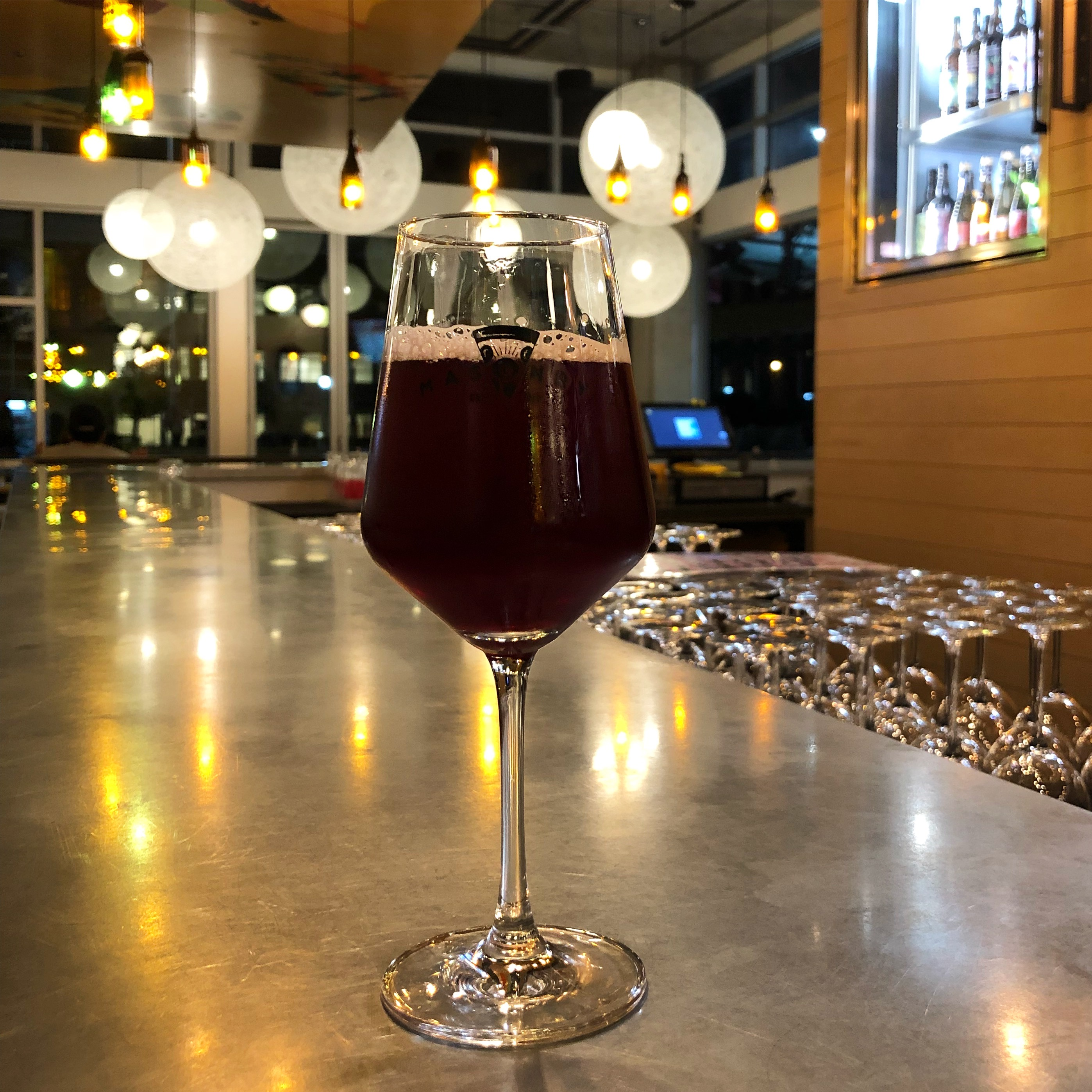 Previewing Nøgne Ø Kriek of Telemark that will be pouring at Kriekfest 2018 in Hood River, Oregon on July 28th.