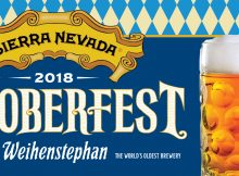 Sierra Nevada & Weihenstephan 2018 Oktoberfest