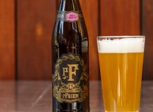 Zupan's Markets has partnered with pFriem to release the sixth Farm-to-Market beer in its private label line. (image courtesy of Zupan's Markets)