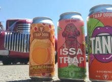 image imPEACHment, ISSATRAP and TANG courtesy of Trap Door Brewing