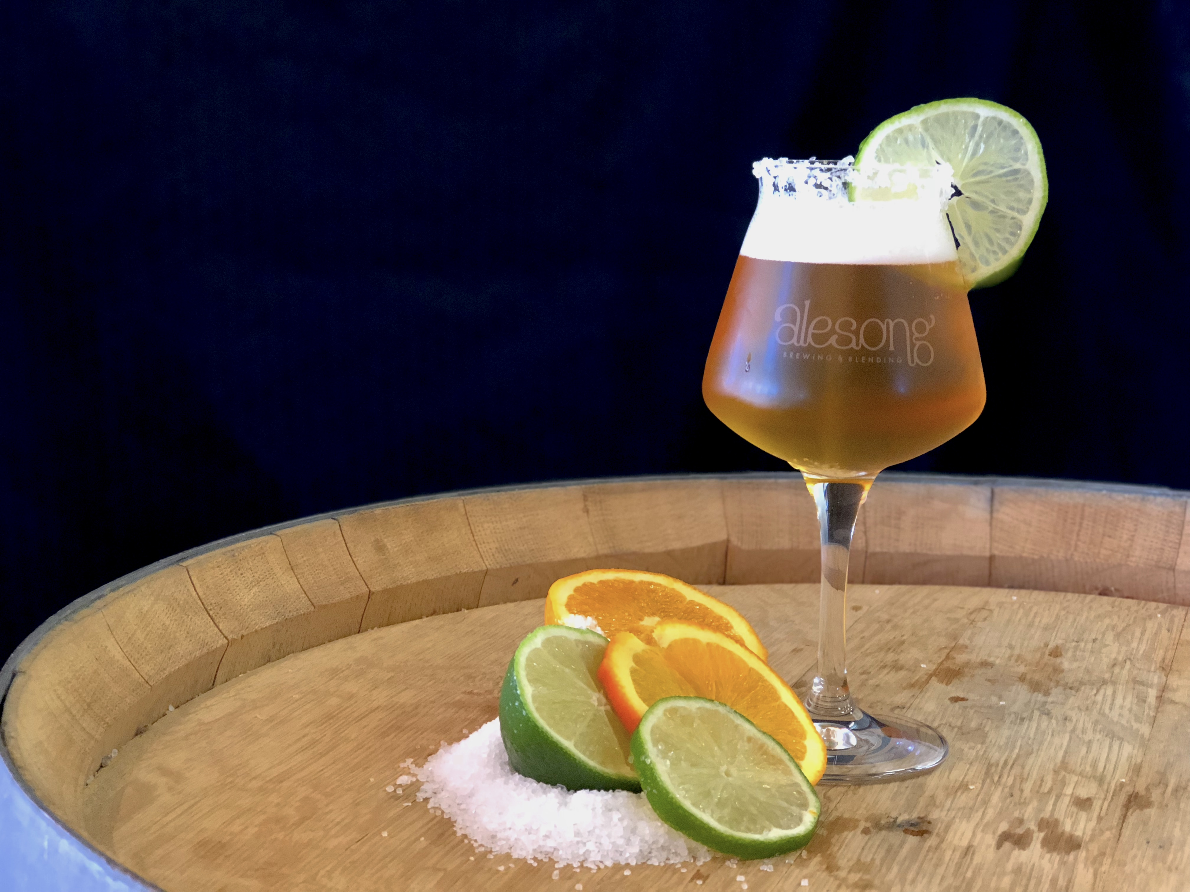 image of Gose Añejo courtesy of Alesong Brewing & Blending