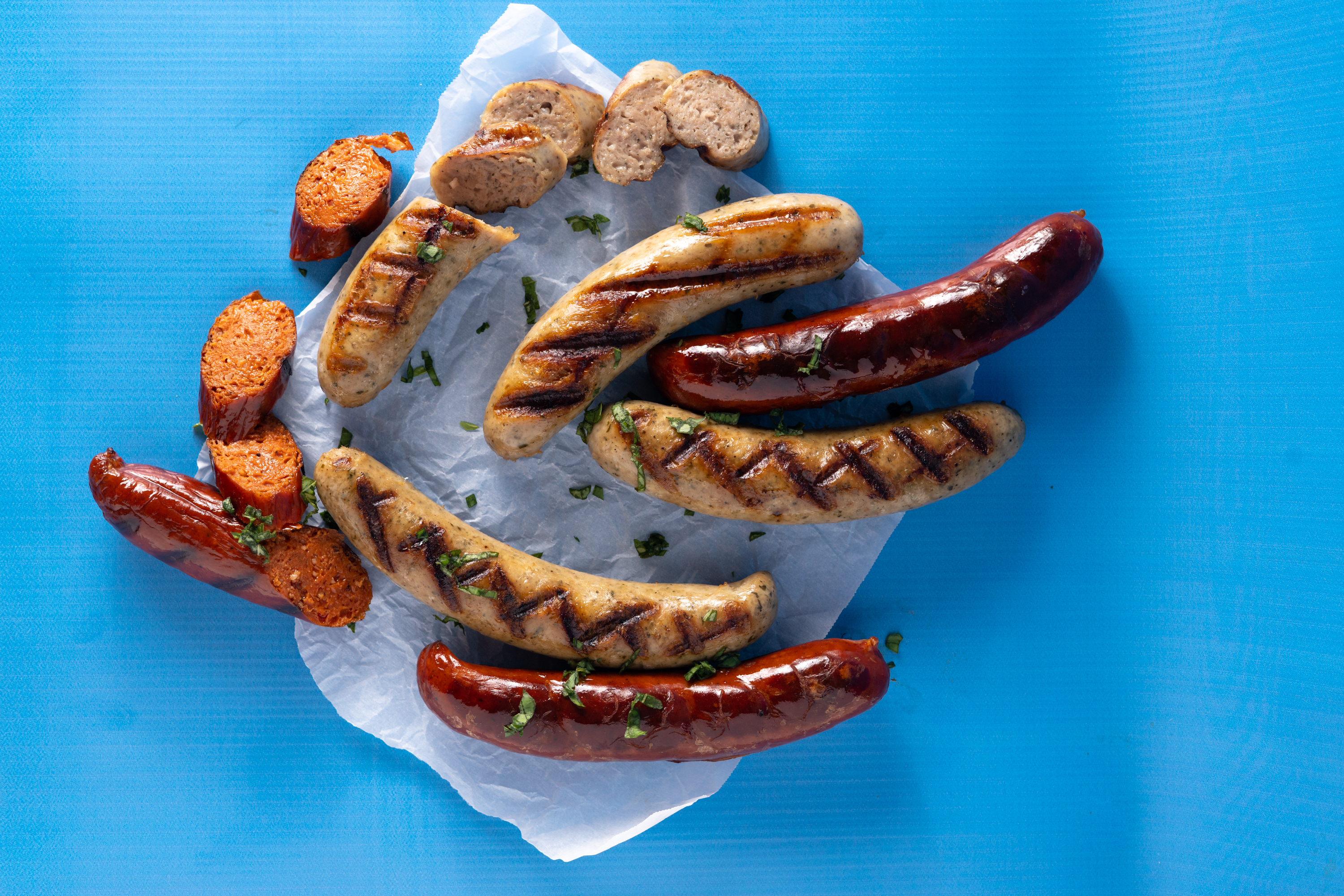 image of Olympia Provisions Sausages courtesy of Feast Portland and New Seasons Market