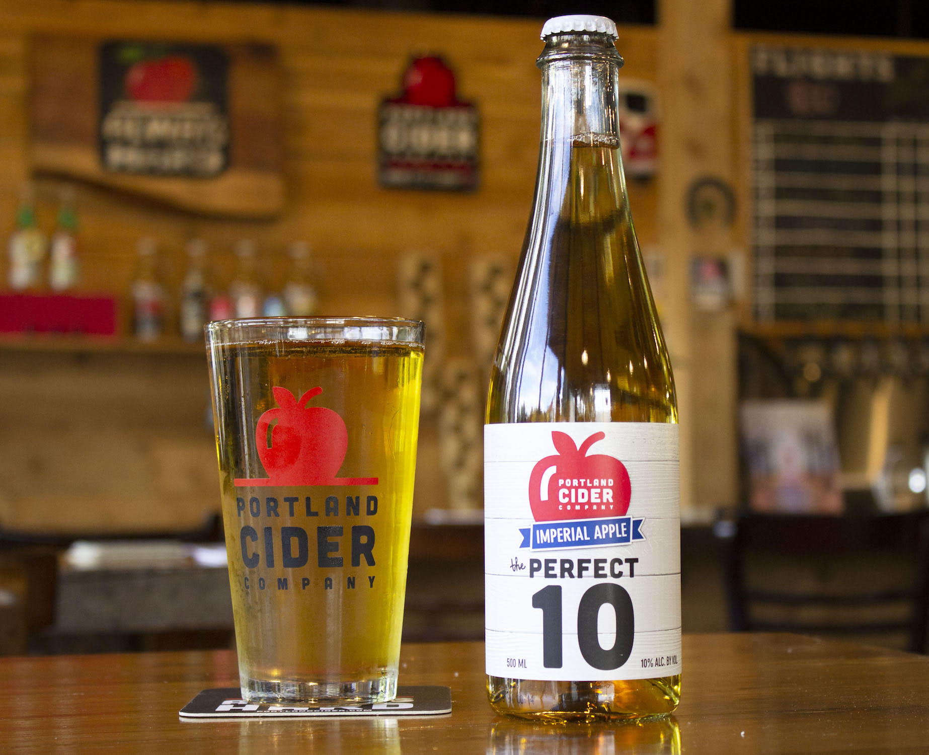 Portland Cider Co. Introduces The Perfect 10 Imperial Cider to its Year-Round Lineup. (image courtesy of Portland Cider Co.)