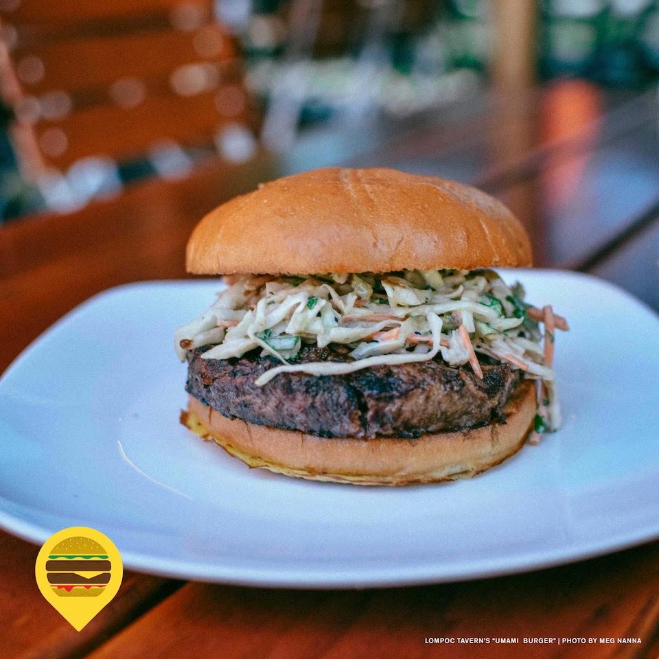 image of Lompoc Umami Burger courtesy of Meg Nanna