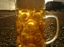 image of beer stein courtesy of Chuckanut Brewery