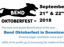 Bend Oktoberfest 2018