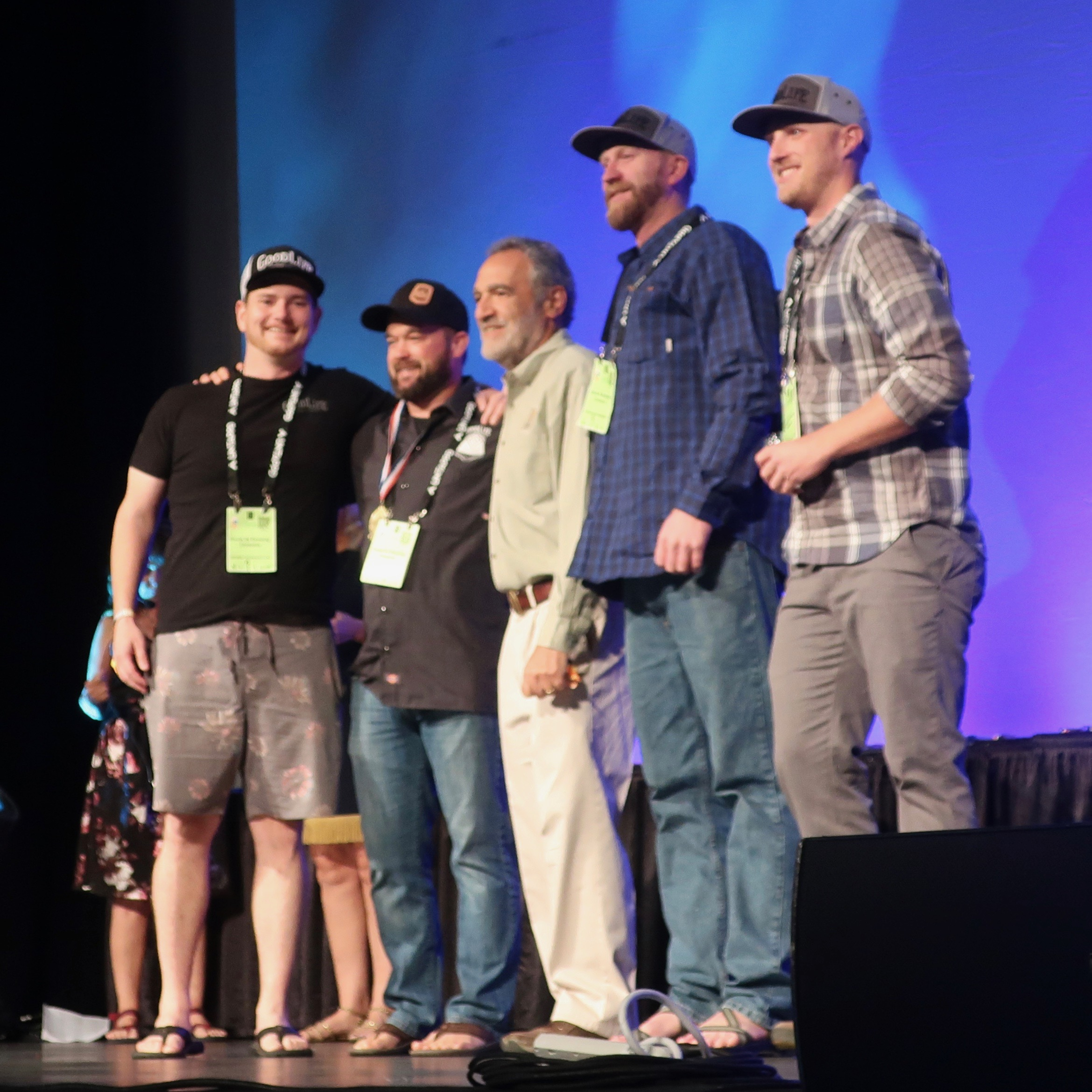 GoodLife Brewing wins a Gold Medal for its Sweet As Pale Ale for the second consecutive year at the 2018 Great American Beer Festival.