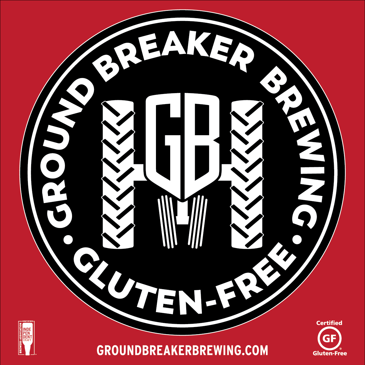 Ground Breaker Brewing 2018