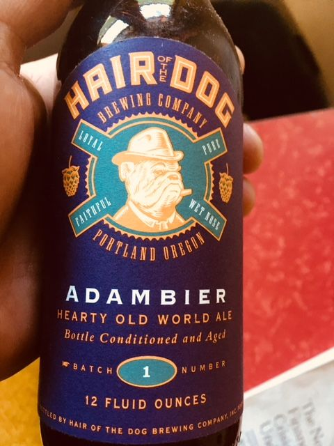Hair of the Dog Adambier No. 1. (FoystonFoto)
