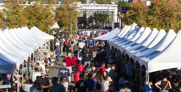 image courtesy of Hood River Hops Fest