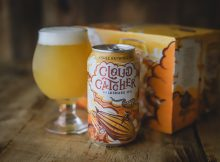 image of Cloud Catcher Milkshake IPA courtesty of Odell Brewing