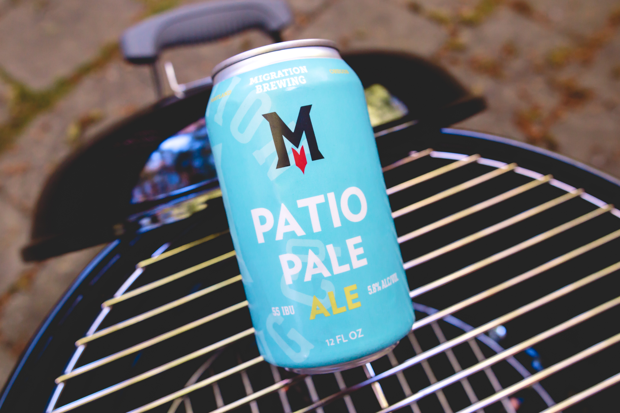 image of Patio Pale Ale courtesy of Migration Brewing