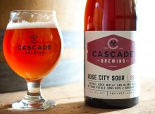 image of Rose City Sour 2017 courtesy of Cascade Brewing