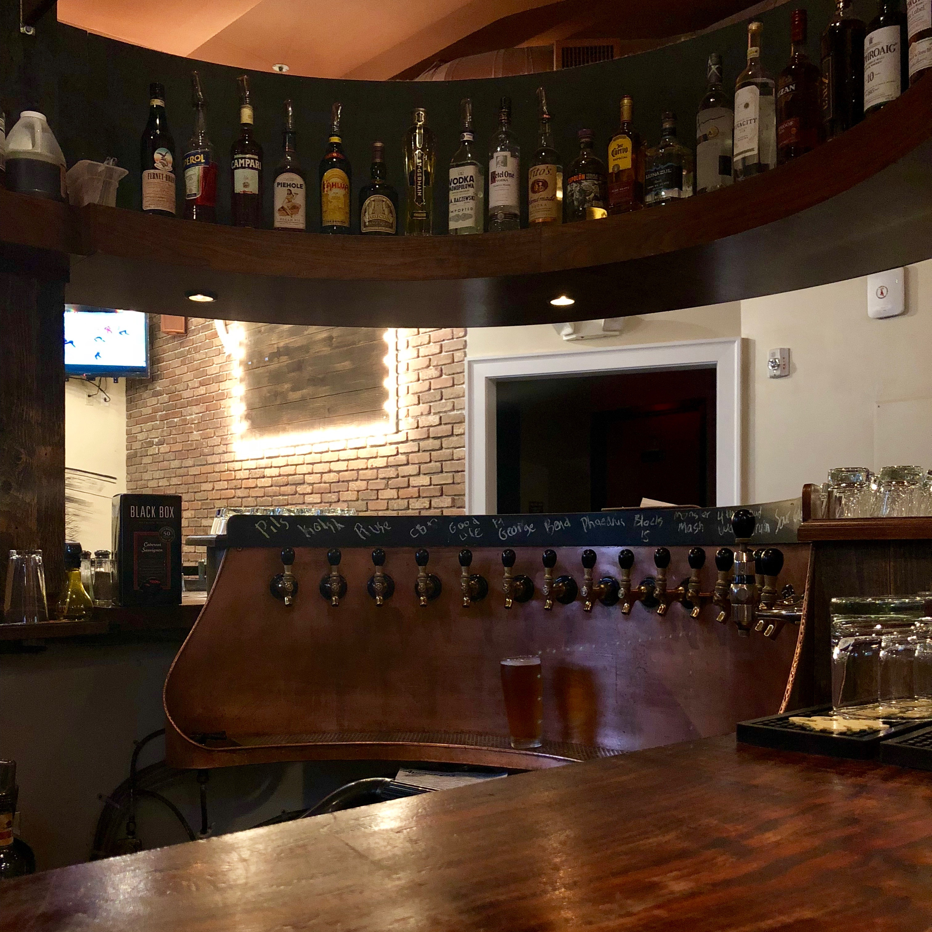The taps remain the same from its Lompoc days at Avenue 23 Tap & Table.