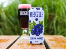 image of Counter Currant Ale Brewed with Black Currants courtesy of Rogue Ales