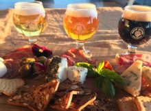 image of Craft Beer, Cheese, Charcuterie & Dessert Pairing courtesy of Worthy Brewing
