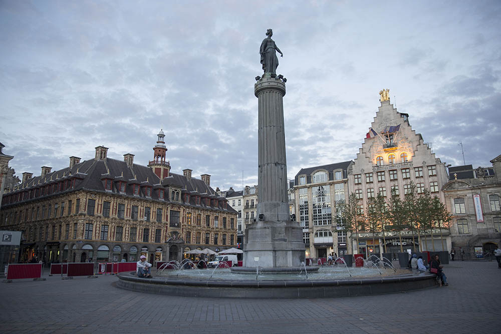image of Lille, France courtesy of Beercycling