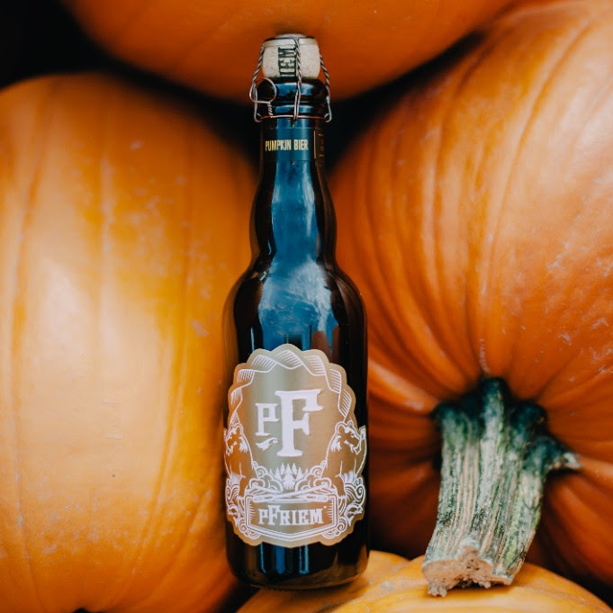image of Pumpkin Bier courtesy of pFriem Family Brewers