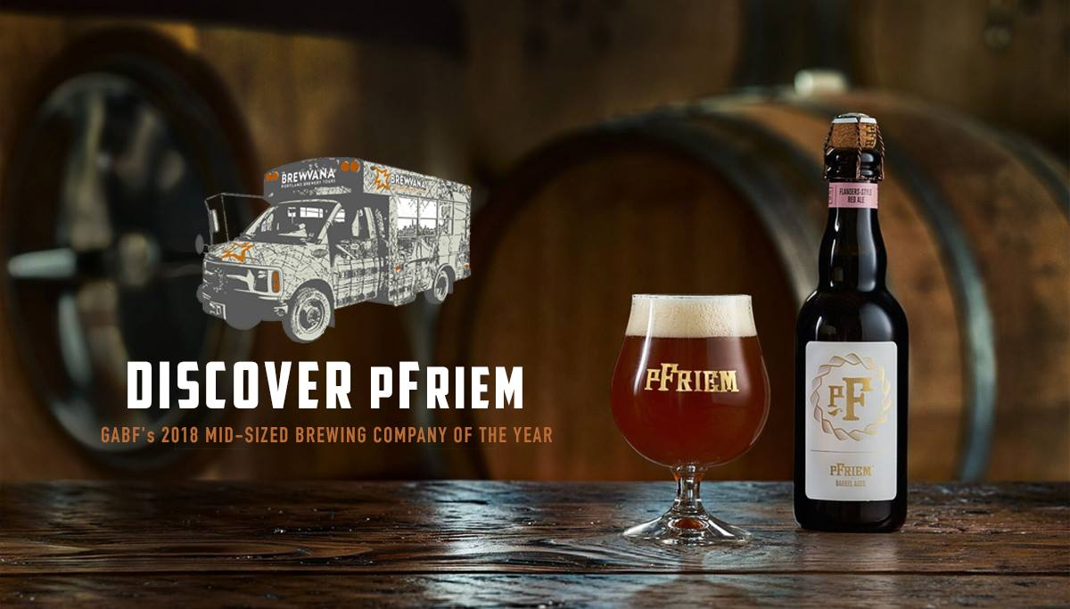 BREWVANA Discover pFriem Family Brewers Tour