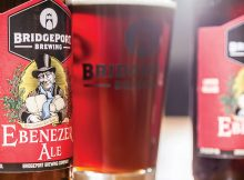 Image of Ebenezer Ale courtesy of BridgePort Brewing