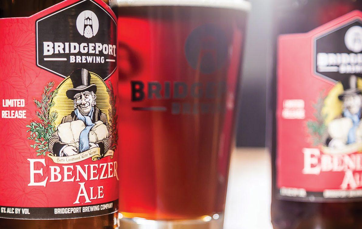 Image of Ebenezer Ale courtesy of BridgePort Brewing