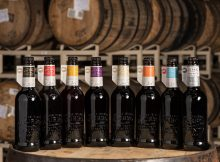 The Goose Island 2018 Bourbon County Brand Stout Lineup of barrel-aged beers courtesy of Goose Island Beer Co.