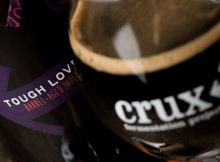 image of [BANISHED] Tough Love courtesy of Crux Fermentation Project