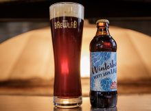 image of Winterhook at Brewlab courtesy of Redhook Brewery