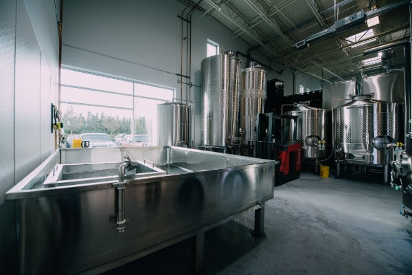 image of coolship courtesy of pFriem Family Brewers