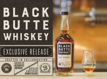 2018 Black Butte Whiskey from Deschutes Brewery and Bendistillery