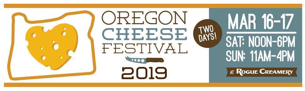 2019 Oregon Cheese Festival
