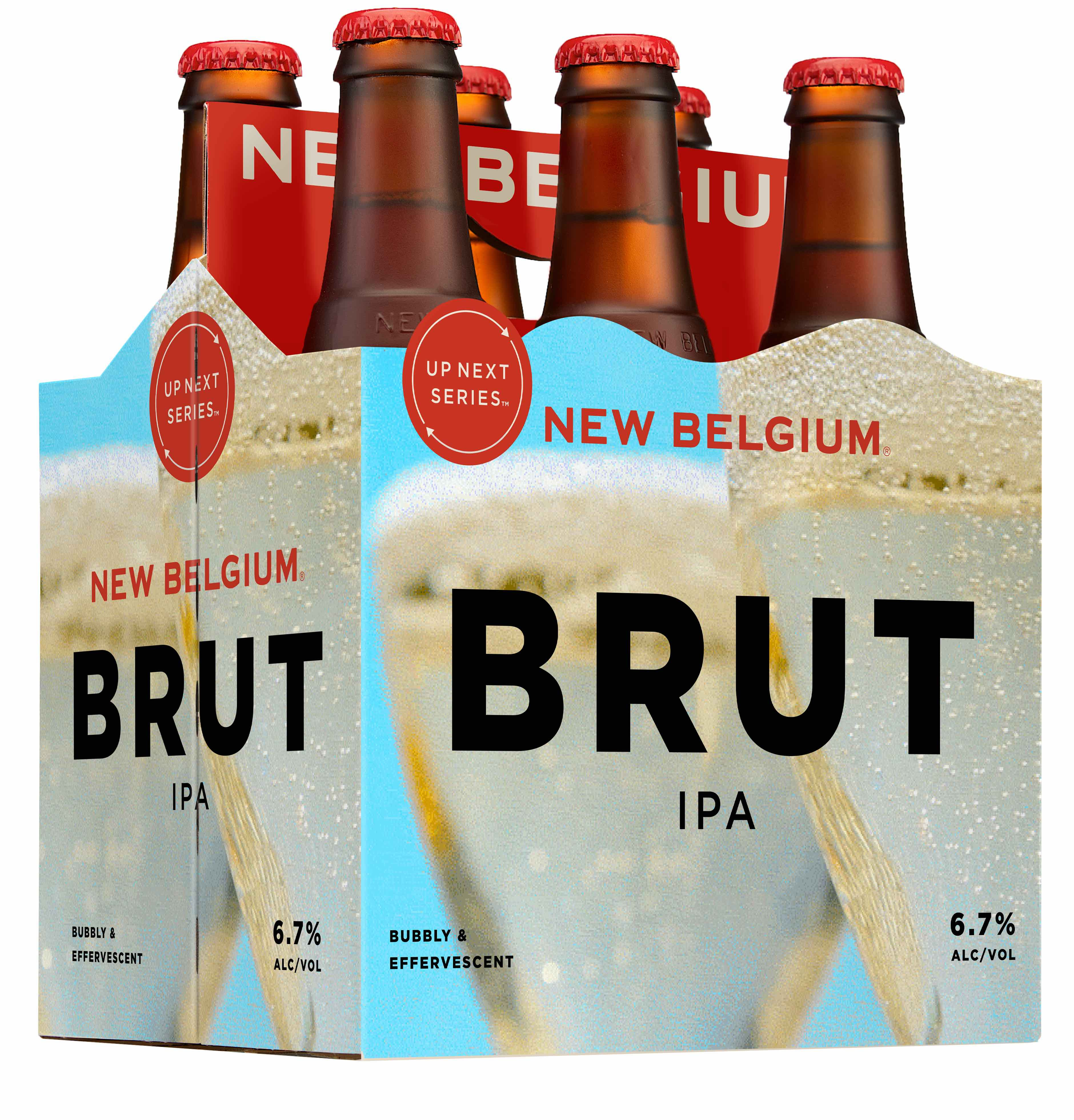New Belgium Brewing Brut IPA 6-Pack