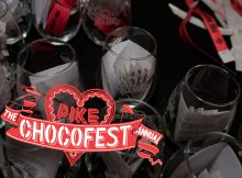 Pike Chocofest with Tickets (image courtesy of Pike Brewing)