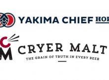 Yakima Chief Hops and Cryer Malt