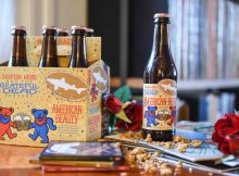 image of American Beauty courtesy of Dogfish Head Craft Brewery